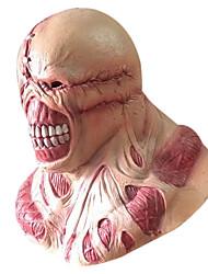 Недорогие -Маски на Хэллоуин Призрак Мертвец Тема ужаса