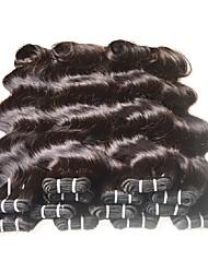 cheap -Virgin Human Hair Remy Weaves Body Wave Brazilian Hair 1000 g 6 Months