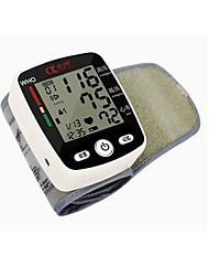 cheap -CHANGKUN  CK-115 Measurement of Blood Pressure Heart Rate and Pulse Intelligent Electronic Blood Pressure Meter