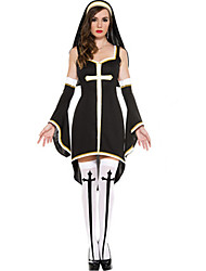 cheap -More Costumes Cosplay Costume Halloween Festival / Holiday Terylene Carnival Costumes Patchwork