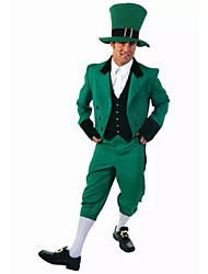 cheap -More Costumes Cosplay Costume Halloween Festival / Holiday Terylene Carnival Costumes Solid Colored / Top