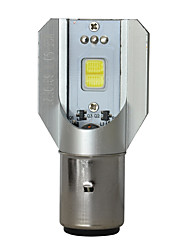 cheap -JIAWEN Motorcycle Light Bulbs COB 800lm Headlamp