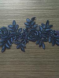 abordables -Dentelle / Satin Elastique Classique / Mode Jarretière de mariage Avec Fleur Jarretières