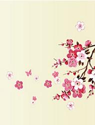 abordables -Animaux Vacances Loisir Stickers muraux Autocollants avion Autocollants muraux décoratifs Décoration d'intérieur Calque Mural Mur Verre /