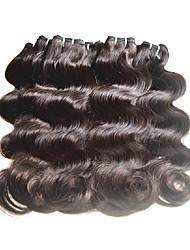 cheap -Virgin Human Hair Remy Weaves Body Wave Brazilian Hair 2000 g 6 Months