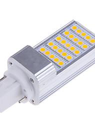 cheap -LED Bi-pin Lights 500-700 lm E14 G23 G24 T 25 LED Beads SMD 5050 Decorative Warm White Cold White 100-240 V 220-240 V 110-130 V / 1 pc / RoHS / CE Certified