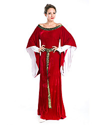 cheap -More Costumes Cosplay Costume Halloween Festival / Holiday Terylene Carnival Costumes Solid Colored