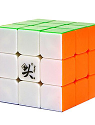 cheap -Magic Cube IQ Cube DaYan 3*3*3 Smooth Speed Cube Magic Cube Stress Reliever Puzzle Cube Professional Level Speed Professional Classic & Timeless Kid's Adults' Children's Toy Boys' Girls' Gift