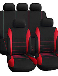 cheap -Car Seat Covers Interior Accessories Airbag Compatible AUTOYOUTH Seat Cover For Lada Volkswagen Red Blue Gray Seat Protector