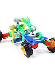 cheap -Transferable Car Building Blocks Building Kit DIY Toys(115pcs)