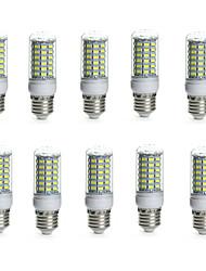 cheap -10pcs 10 W LED Corn Lights 850-950 lm E14 G9 GU10 Tube 69 LED Beads SMD 5730 Waterproof Decorative Warm White Cold White 220-240 V 110-130 V / 10 pcs / RoHS