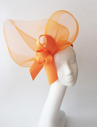 cheap -Net Fascinators with 1 Wedding / Special Occasion / Horse Race Headpiece