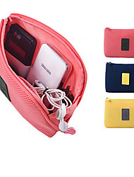 cheap -1pc Travel Organizer Travel Luggage Organizer / Packing Organizer Passport Holder & ID Holder Large Capacity Waterproof Portable for Clothes Earphone USB Cable Oxford cloth Polyster / / Durable