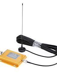 Недорогие -Усилитель сигнала сотового телефона 1800 МГц для ЖК-монитора, ретранслятор постоянного тока, усилитель сигнала GSM Усилитель-ретранслятор сигнала сотового телефона с антенной штыря / присоски