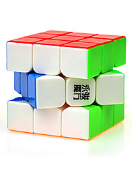 cheap -Magic Cube IQ Cube YONG JUN 3*3*3 Smooth Speed Cube Magic Cube Stress Reliever Puzzle Cube Professional Level Speed Professional Classic & Timeless Kid's Adults' Children's Toy Boys' Girls' Gift