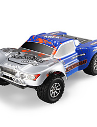 cheap -RC Car WLtoys A969-B 2.4G Buggy (Off-road) / Off Road Car / Drift Car 1:18 Brush Electric 70 km/h Remote Control / RC / Rechargeable / Electric