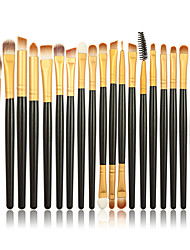 cheap -Professional Makeup Brushes Makeup Brush Set 20 Portable Professional Synthetic Hair Wood for