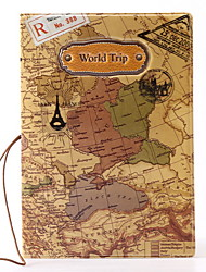 Недорогие -Органайзер для паспорта и документов Обложка для паспорта Водонепроницаемость Компактность Дожденепроницаемый Защита от пыли Хранение в