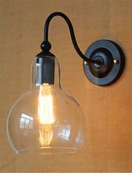 cheap -Modern / Contemporary Wall Lamps & Sconces Metal Wall Light 110-120V / 220-240V 4W / E26 / E27