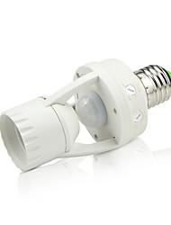 Недорогие -ywxlight® 360 градусов индуктивный датчик движения индуктивный инфракрасный человеческий e27 штекер гнездо переключатель основной светодиодный фонарь лампа лампа держатель