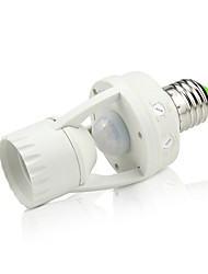 cheap -YWXLight® 360 Degrees PIR Induction Motion Sensor IR infrared Human E27 Plug Socket Switch Base Led Bulb Light Lamp Holder