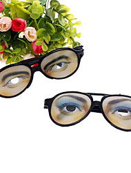 cheap -Halloween Masquerade Fool 'S Day Funny Funny Glasses The Whole New Men And Women Funny