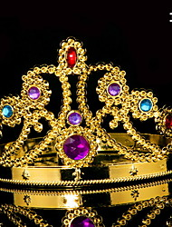 cheap -King Headdress Queen Head Ring Crown King King Crown Crown Exquisite Cosply Jewelry