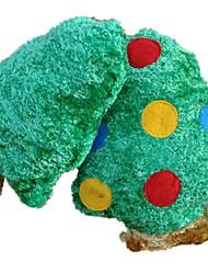 Недорогие -Игрушки с писком Игрушка для очистки зубов Игрушка для котов Игрушка для собак Животные Игрушки Скрип Плюш Подарок