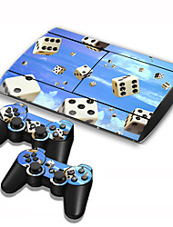 abordables -B-SKIN B-SKIN USB Autocollant Pour Sony PS3 ,  Nouveautés Autocollant Vinyle 1 pcs unité