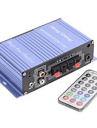 Недорогие -amplificador портативный привет-Fi стерео выход карты усилитель мощности USB / SD карты игрок