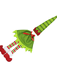 cheap -Christmas Decorations Christmas Toy Joker Textile Toy Gift 2 pcs