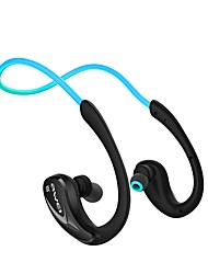cheap -AWEI Neckband Headphone Wireless Sport Fitness V4.1 with Microphone with Volume Control
