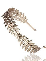 cheap -new retro metal feather hair clips han edition spring clip bang clip 2 pcs