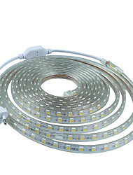 cheap -12m 720 LEDs 5050 SMD Warm White / White / Blue Waterproof 220 V / IP65