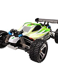 cheap -RC Car WLtoys A959-B 2.4G Buggy (Off-road) / Off Road Car / Drift Car 1:18 Brush Electric 70 km/h Remote Control / RC / Rechargeable / Electric