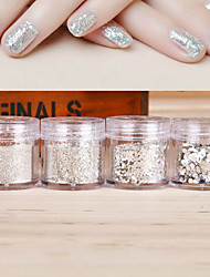 cheap -1pcs Glitter & Poudre Powder Sequins Other Decorations Glitters Classic High Quality Daily