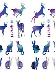 cheap -1-tattoo-stickers-animal-series-non-toxic-waterproofwomen-men-teen-flash-tattoo-temporary-tattoos