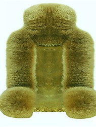 Недорогие -чисто австралийскую шерсть автомобиля подушки сиденья весь мех осенью и зимой автокресло