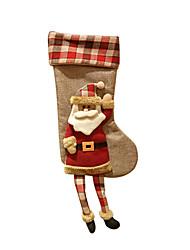 cheap -Christmas Toys Gift Bags Christmas Textile