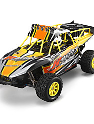 cheap -RC Car WLtoys K929-B 2.4G Buggy (Off-road) / Off Road Car / Drift Car 1:18 Brush Electric 40 km/h Remote Control / RC / Rechargeable / Electric