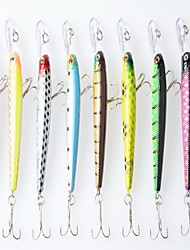cheap -Simulation of false bait 10 cm 8 color way of mino 6.8 g fishing bait