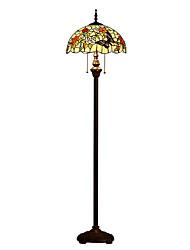 cheap -Tiffany Eye Protection LED Floor Lamp For Resin 110-120V 220-240V