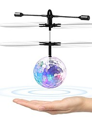 cheap -Flying Gadget Plane / Aircraft Spacecraft Anti-collision System Glow LED Lighting Plastic Toy Gift / with Infrared Sensor