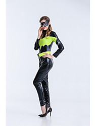 cheap -Super Heroes / Movie / TV Theme Costumes Cosplay Costume Sexy Uniforms Women's Terylene Cosplay Accessories Halloween / Carnival Costumes