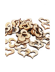 cheap -Unique Wedding Décor Wood / Eco-friendly Material Wedding Decorations Wedding / Engagement / Wedding Party Garden Theme / Asian Theme / Floral Theme Spring / Summer / Fall