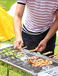 cheap -1PC Kitchen Supplies Stainless Steel Barbecue Grilled BBQ Tool Set