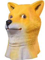 cheap -Halloween Mask Animal Mask Latex Rubber Shiba Inu Dog Head Horror Adults' Boys' Girls'