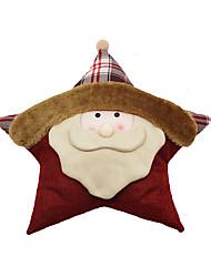 cheap -Christmas Decorations Christmas Toy Santa Suits Elk Snowman Textile Toy Gift 3 pcs