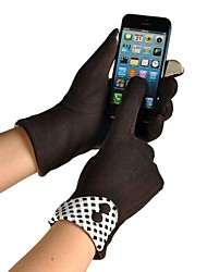cheap -Winter Bike Gloves / Cycling Gloves Mountain Bike MTB Breathable Anti-Slip Sweat-wicking Protective Full Finger Gloves Touch Screen Gloves Sports Gloves Black Brown Red for Adults' Outdoor