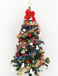 cheap -Christmas Trees Christmas PVC Metal